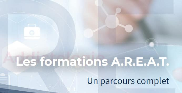 Les formations AREAT
