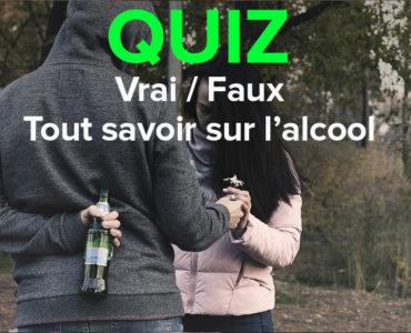 Quiz Alcool info service