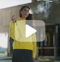 Tabac, video la plus percutante