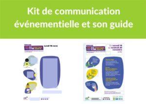 Kit de communication événementiel