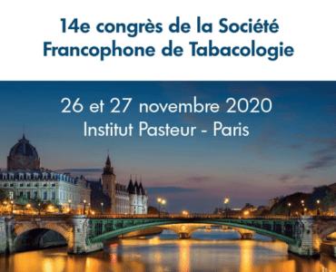 14e congrès de la Société Francophone de Tabacologie