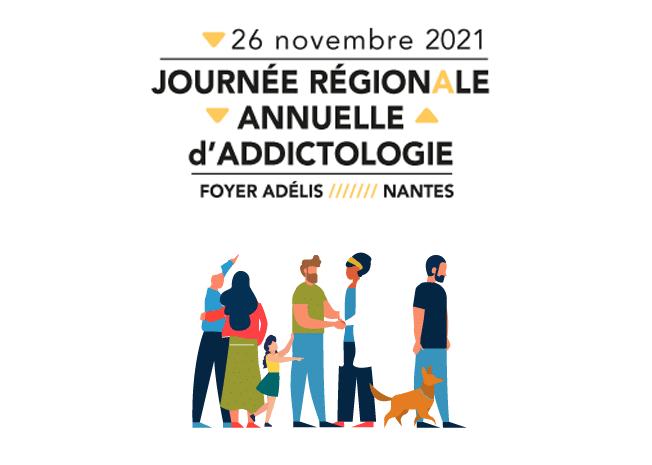 Journée régionale d'addictologie mars 2021