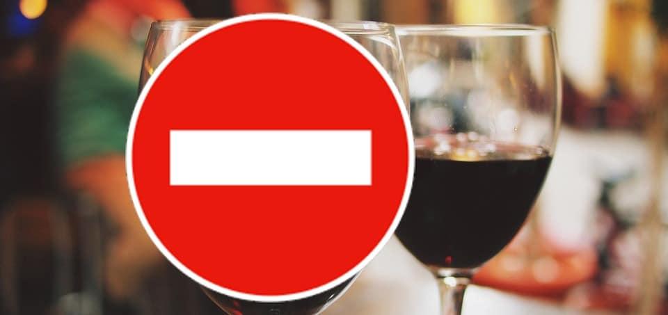 pas alcool