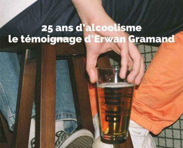 25 ans d'alcoolisme